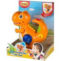 Junior Knows Dinosaurie med LED och röstinspelning