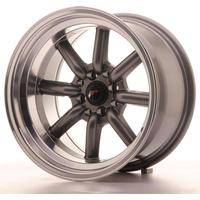 Japan Racing JR19 16x9 ET-25 4x100/114 Gun Metal