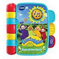VTech BabyThe Hour of the Rhyming, Teletubbies Interactive Book 3480193222