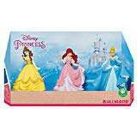 Bullyland 13245 Disney Princesses in Gift Box Set 3 Pieces