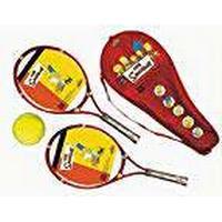 The SimpsonsSet Aluminium Tennis SAICA Toys 1095