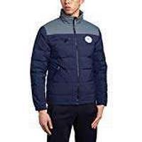Adidas Men's Praezision Down Jacket - Collegiate Navy, X-Large