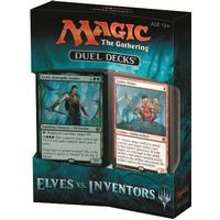 Wizards of the Coast Magic: The Gathering Duel Decks: Elves vs. Inventors