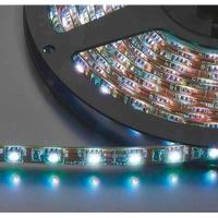 Monacor -LED-strip RGB 24V 5m - LEDS-5MPL/RGB