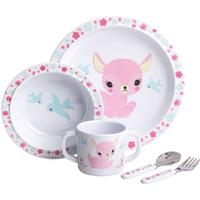A Little Lovely Company Dinner Set Deer
