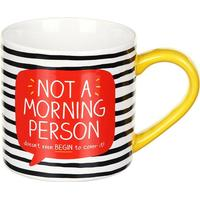 Happy Jackson Not A Morning Person Krus 30 cl 8.5 cm