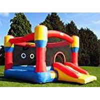 BeBoP 12ft Classic Inflatable Bouncy Castle and Slide