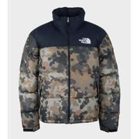 The North Face The Nuptse Jacket Camo