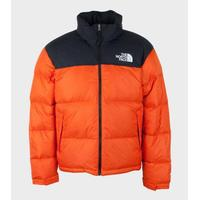 The North Face The Nuptse Jacket Orange
