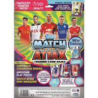 Topps Match Attax Premier League Starter 2016/2017