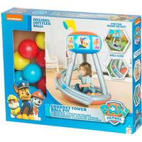 Sambro Paw Patrol Lookout Tower Ball Pool with Balls