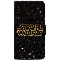 Star wars logo samsung galaxy a3 2017 plånboksfodral