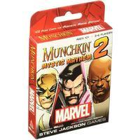 Steve Jackson Games Munchkin Marvel 2: Mystic Mayhem