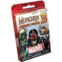 Steve Jackson Games Munchkin Marvel 3: Cosmic Chaos