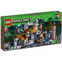 Lego Minecraft Klippeeventyret 21147