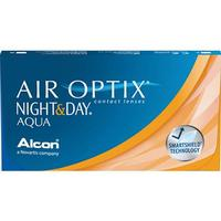 Alcon AIR OPTIX Night&Day Aqua 3-pack