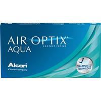 Alcon AIR OPTIX Aqua 6-pack