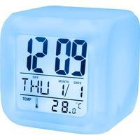 Setty, digital väckarklocka med temperaturvisning