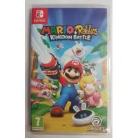 Switch - Mario + Rabbids Kingdom Battle (Nytt)