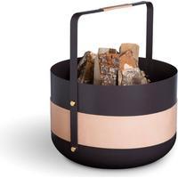 Eldvarm 'Wood Basket Emma' Vedkorg Naturel II