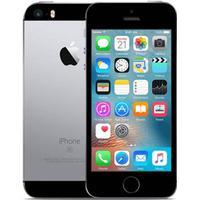Apple iPhone SE 128 GB Space grey med abonnement