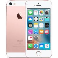 Apple iPhone SE 128 GB Rosaguld med abonnement