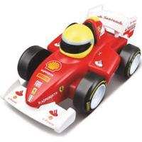 bbJUNIOR™ Ferrari Touch & Go F2012, 15 cm - rød