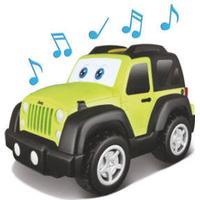 bbJUNIOR™ Jeep® Funny Friends 20 cm - grøn