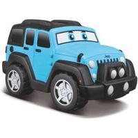 bbJUNIOR Jeep Lil Driver 13,5 cm - Blå