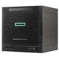 HPE ProLiant MicroServer Gen10 Entry - Server - ultramikrotorn - 1-vägs - 1 x Opteron X3216 / 1.6 GHz - RAM 8 GB - ingen HDD - GigE - skärm: ingen