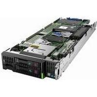 HPE ProLiant BL460c Gen9 - Server - blad - 2-vägs - 1 x Xeon E5-2620V4 / 2.1 GHz - RAM 16 GB - SAS - hot-swap 2.5 - ingen HDD - G200eH - GigE, 10 GigE, FCoE - skärm: ingen