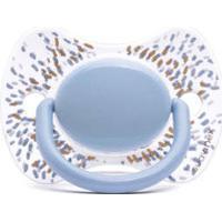 suavinex Silikone-sut Couture 12+ måneder blå