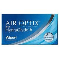 Air Optix Air Optix plus HydraGlyde 3 Pack Kontaktlinser