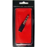 Pulse minijack-til-stor-jack-adapter
