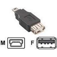 Motorola - USB-adapter - USB (hun) til mini-USB type A (han) - for Motorola WT4000 WT 4090