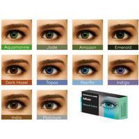 färgade linser med styrka astigmatism