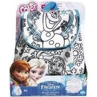 Color Me Mine Diamond Frozen City Bag