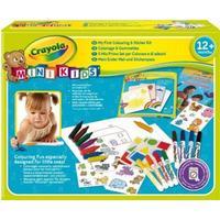 CrayolaMini Kids Complete Set, Måla, skapa & klistra