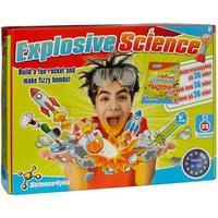 Explosiva Experiment, Experimentlåda