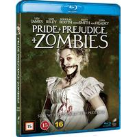 Pride And Prejudice And Zombies - Blu-Ray