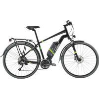 S1 Steps Sport elcykel 2017 BLACK/YELLOW/GREEN Herr 56