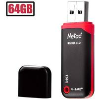Netac U903 Transportabel USB 3.0 Stik - 64GB