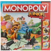 Hasbro monopol junior, barnspel
