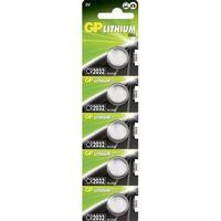 GP Batteries CR2032 5-pack