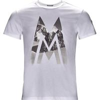 Moncler T-shirt White