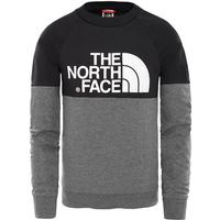 The North Face - Youth L/s Easy Tee - Tnf Black - XL