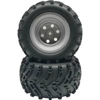 Reservedel Reely 538232C Komplette hjul