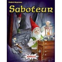 Saboteur - Brädspel