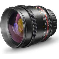 Walimex Pro 85mm f/1.5 DSLR for Micro Four Thirds