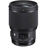 Sigma 85mm F1.4 DG HSM Art for Sony E